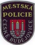 Městká policie České Budějovice