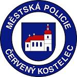 Městká policie Červený Kostelec